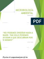 s1-Introduccion a La Microbiología Ambiental
