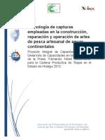 Manual de Curso Manual Del Pescador de Redes de Enmalle