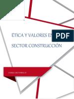etica sector construccion peru