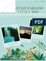 Kecamatan Parado Dalam Angka 2019