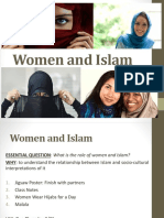 Women and Islam for Website