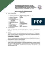 Silabo Lineas de Transmision-2019-II