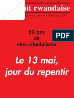 La Nuit rwandaise n°4