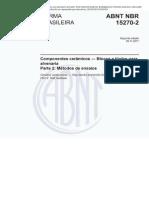 Nbr 15270 2 2017 Componente Cerâmico Bl...e 2 Metodos de Ensaios _ 1