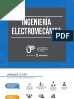 Ingeniería electromecánica UTP