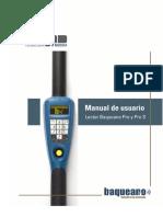 Manual Del Lector Pro V18.4.7