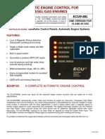 ECU 9988L Brochure