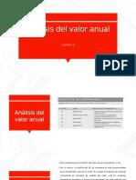 Analisis de valor anual