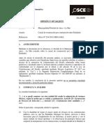 Opinión OSCE 097-12-2012 - Contrataciones Entre Entidades Del Estado