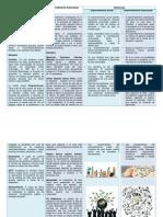 Cuadro Comparativo Del Emprendimiento Social y Empresarial
