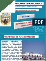 Terminales de Almacenamiento y Depositos Aduaneros -