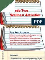 Grade 2 Wellness Powerpoint