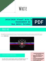 white qin - 2019 2020 g7 visual arts summative assessment q1