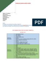 Programación de Trabajos Exponer Ofimatica 2019II