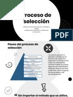 Tema 2 Procesos de Selecccion