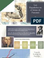 Los Españoles en el Istmo de Panamá - Carla Villarreal.pptx