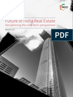 Jll report of india real estate