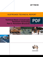 Technical Basis of Austroads Guide to Pavement Technology