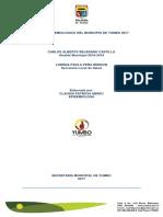 Perfil Epidemiologico Municipio Del Yumbo 2017