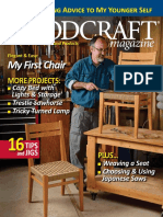 Woodcraft Magazine - Issue #072 - Aug, Sept 2016 - My First Chair.pdf