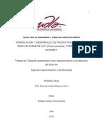 OK-FORMULACIÓN Y DESARROLLO DE PRODUCTOS CÁRNICOS A BASE DE CARNE DE CUY (Cavia porcellus), PARA UNA LÍNEA GOURMET.docx