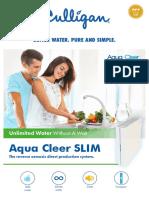 Aqua Cleer SLIM BU0191