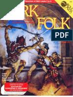 Mayfair Games - Role Aids - 707 - Dark Folk