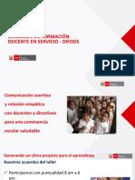 ApuntePPT Comunicación Asertiva y Relación Empática Con Docentes y Directivos_VERS INICIAL