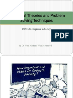 Chapter 3_Ethical Theories and Promblem Solving Techniques