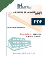 Patrimonio Administrativo HM