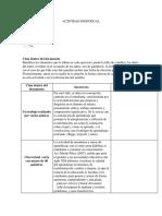 Actividad del módulo 3-APA