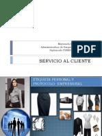 5. Etiqueta y Protocolo Empresarial