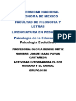 Actividad Integradora Psicologia Evolutiva 1 y Psicologia de La Educacion 1