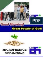 2.Microfinance Fundamentals
