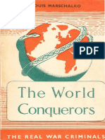 The World Conquerors The Real War Criminals (1958)