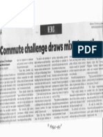 Philippine Daily Inquirer, Oct. 14, 2019, Commute challenge draws mixed reactions.pdf