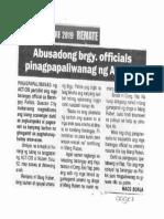 Remate, Oct. 14, 2019, Abusadong brgy. officials pinagpapaliwanag ng ACT_CIS.pdf