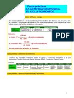 Casos Pract U-1 Activ Económica. Ciclo Económico