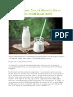 Diete sănătoase  cu IAURT.docx