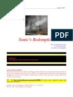 Book 0b, Sonic's Redemption, ALPHA VER 0.2.b