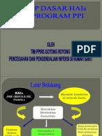 Konsep Dasar PPI Dan Program PPI