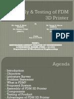 FDM 3D Printer (2)