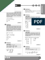 Pembahasan Matematika Tryout Paket 1