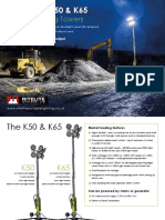 Quad Pod Industrial Brochure K50&K65