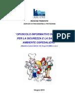 Opuscolo Informativo D.lgs . 81 2008 e Smi