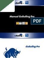 GoBullingPro-ManualUtilizador