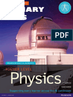 Physics HL - SUMMARY FACTS - Chris Hamper - Second Edition - Pearson 2014