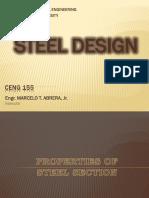 steel design introduction