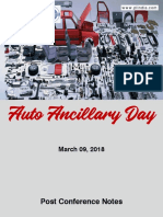 180309_PL_Auto Ancillary Day - Post Conference Note