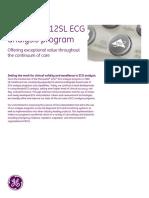 12SL ECG Analysis Program e